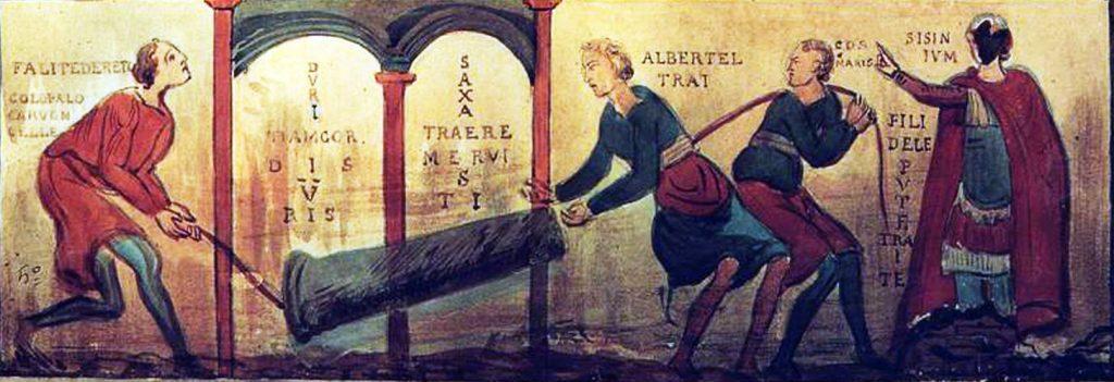 San Clemente in Laterano, la chiesa di Roma con la parolaccia. Dico davvero