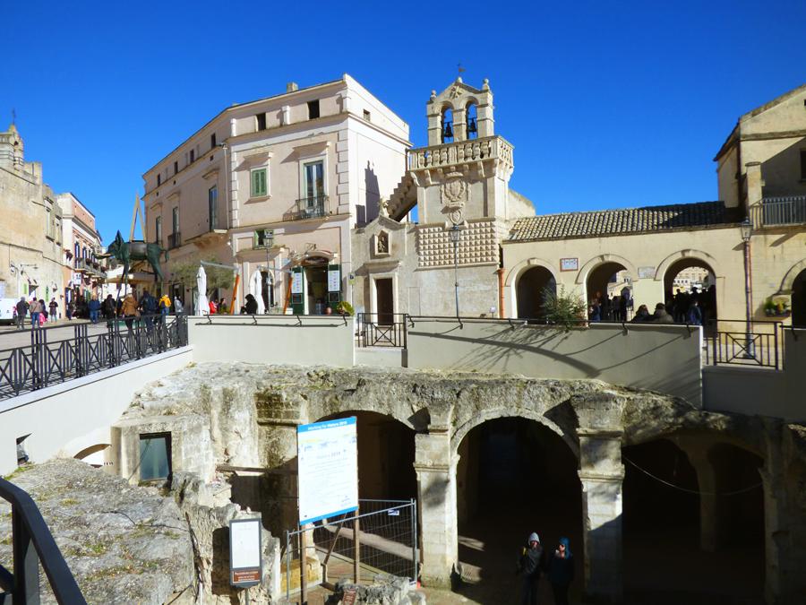 Palombaro Lungo Matera, alla scoperta della 'Cattedrale dell'acqua'