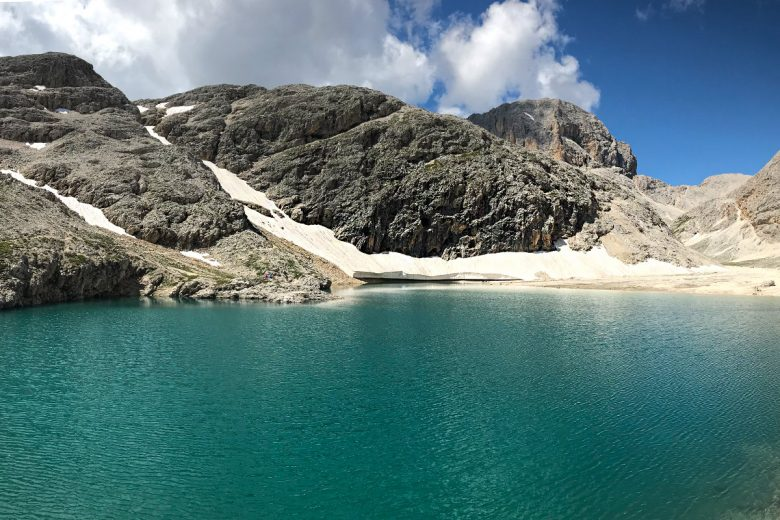 lago antermoia dolomiti