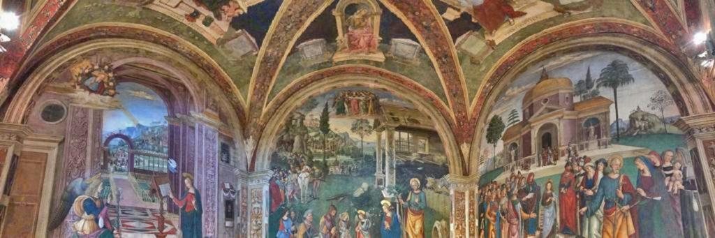 Cappella Baglioni Spello